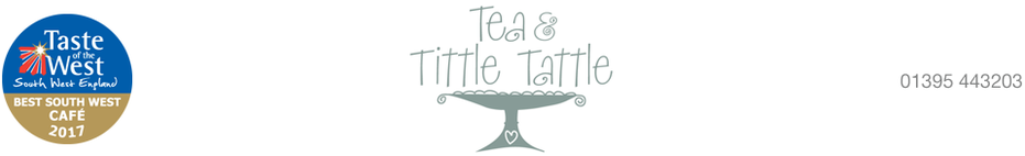 Tea & Tittle Tattle Cafe
